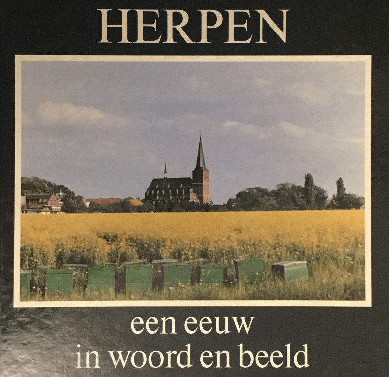 Uitgave boek: Herpen een eeuw in woord en beeld