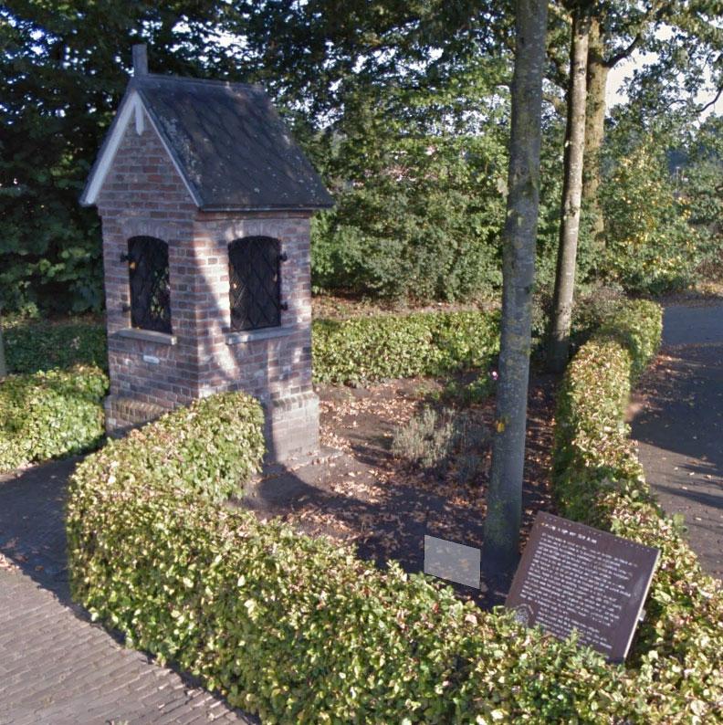 Tweede heilige huisje Wilgendaal