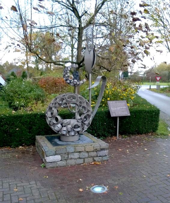 Monument De Kolluk in Beeld